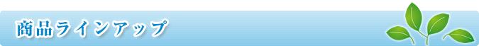 商品ラインアップ:節電計画で取り扱っている無電極照明エコ・ループ商品の紹介